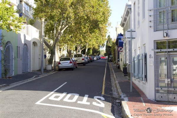 Green Point streets