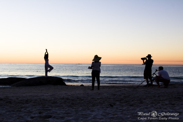 Beaches, models, and photographers