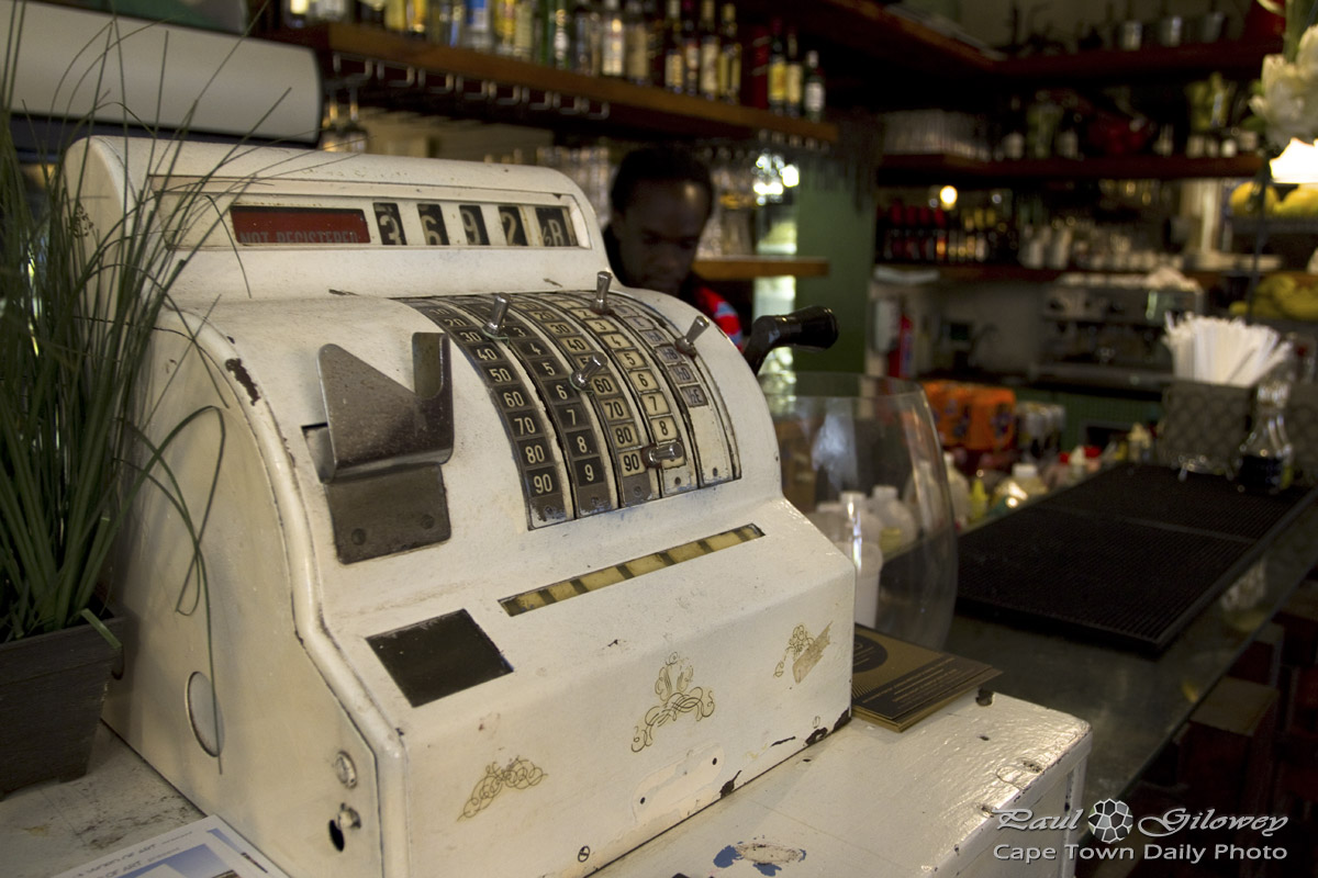 Cash registers of old