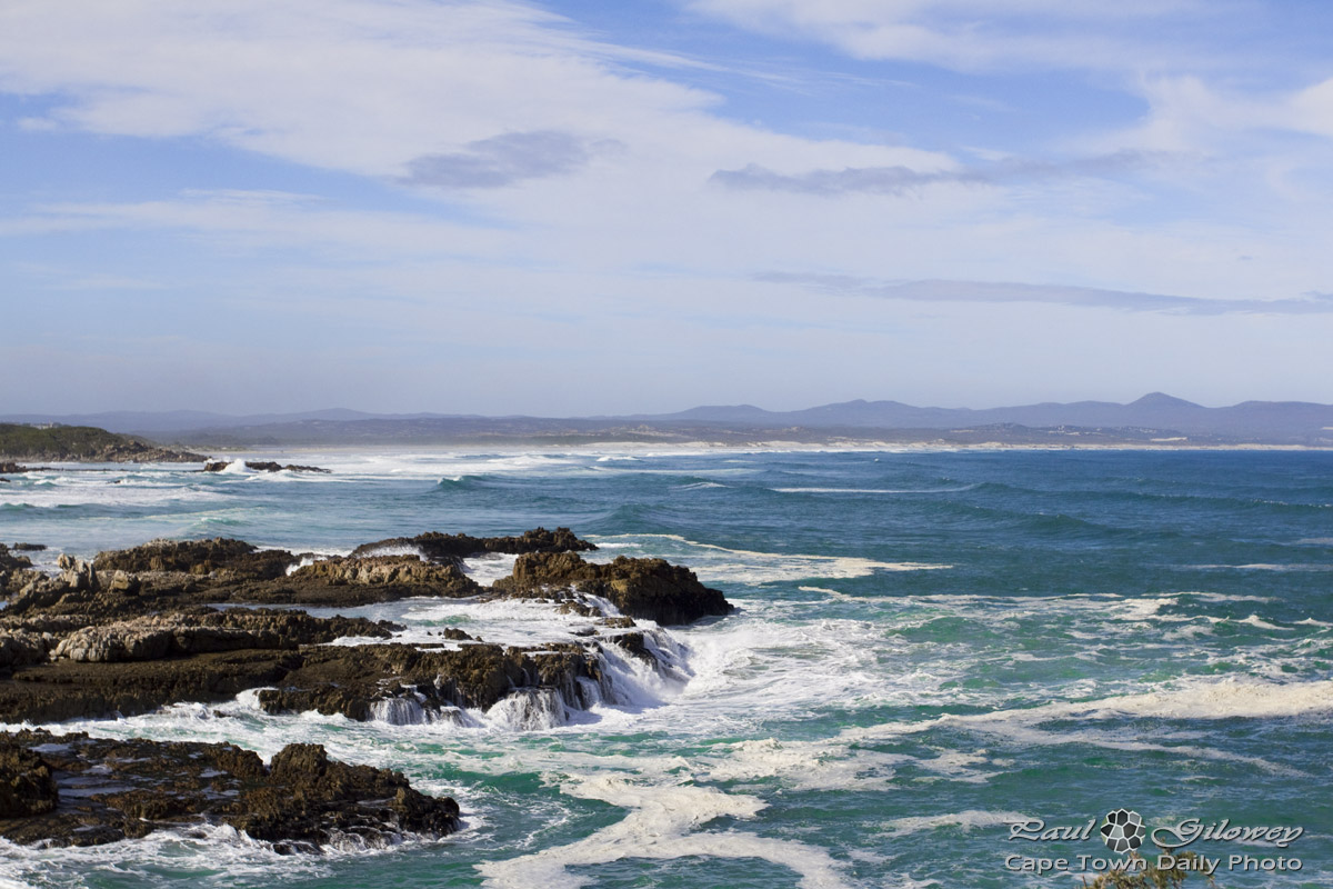 The Hermanus bay