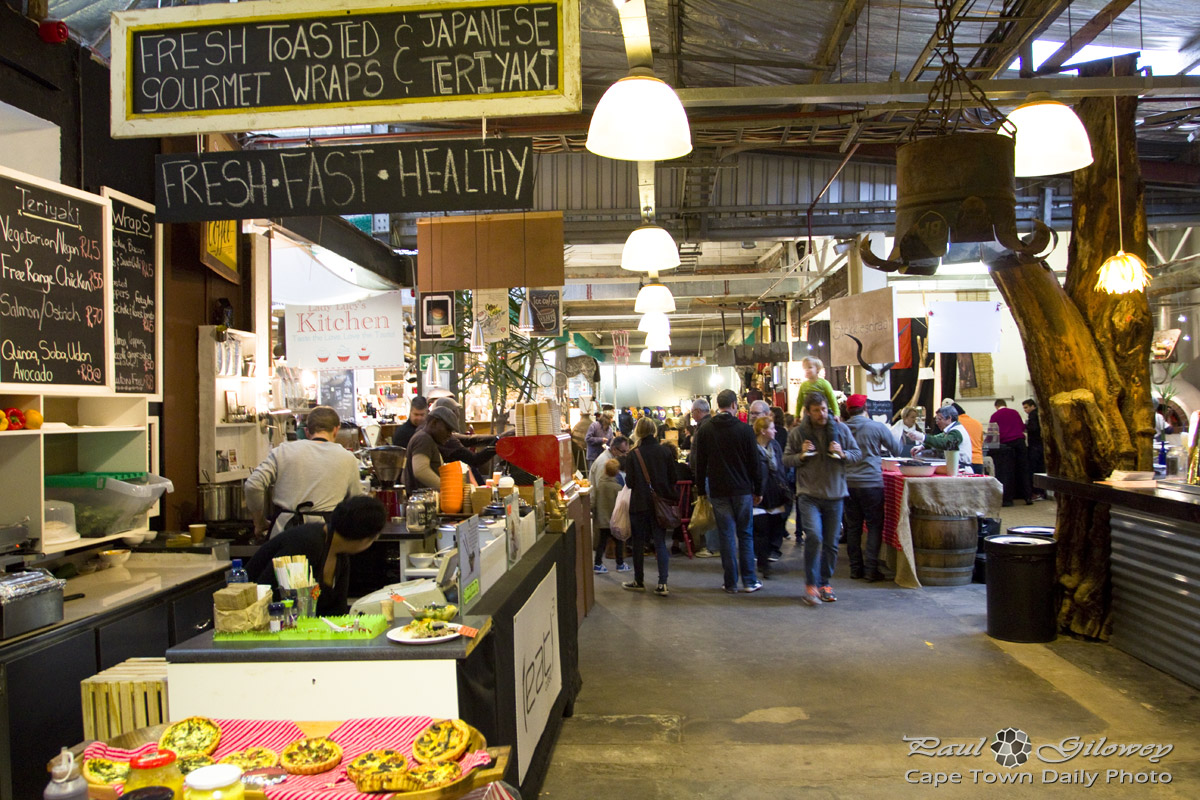 Bay Harbour Market in Hout Bay
