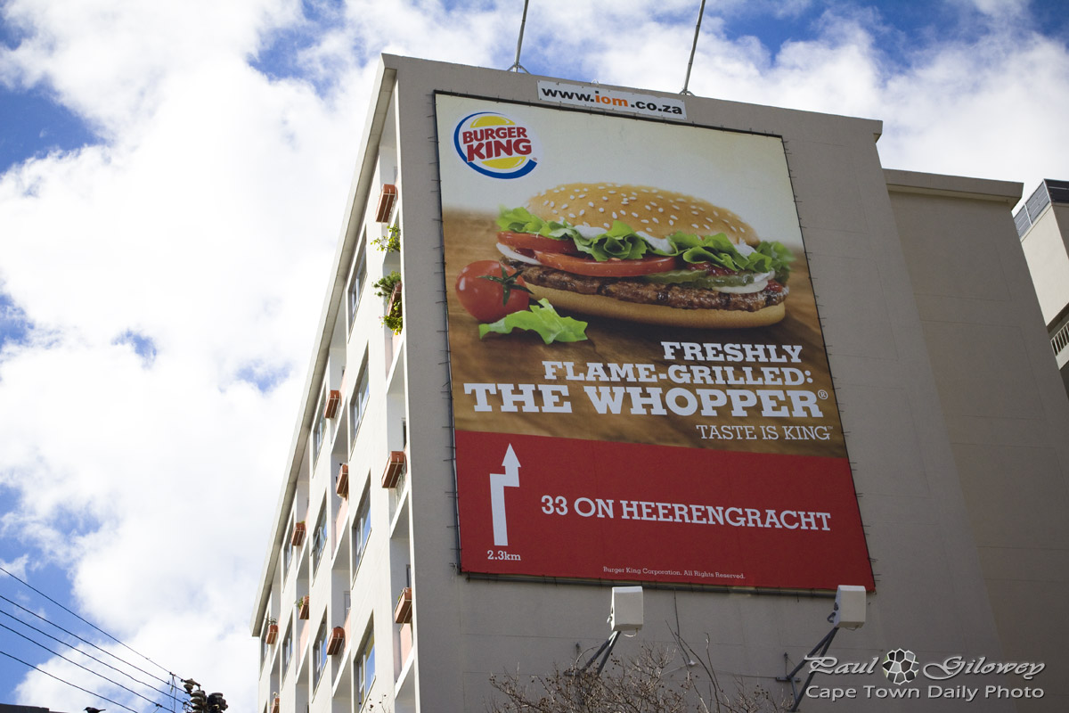 The Burger King phenomenon