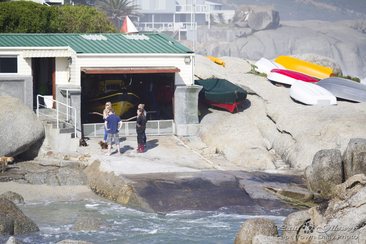 NSRI at Camps Bay