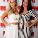 FHM 2014 Calendar models 2#3