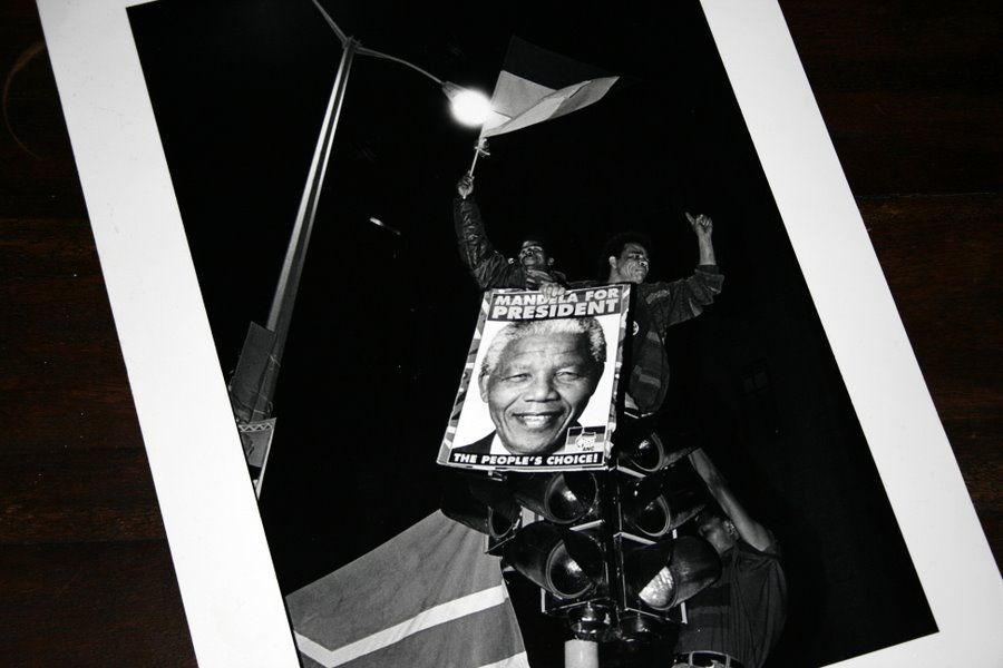 Remembering Madiba