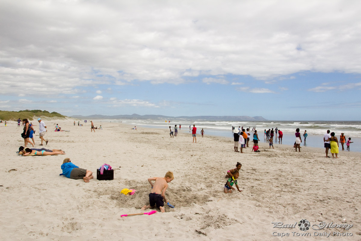 Hermanus beach