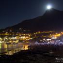 Moonstruck at Clifton 4th beach