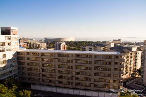 From our De Waterkant apartment