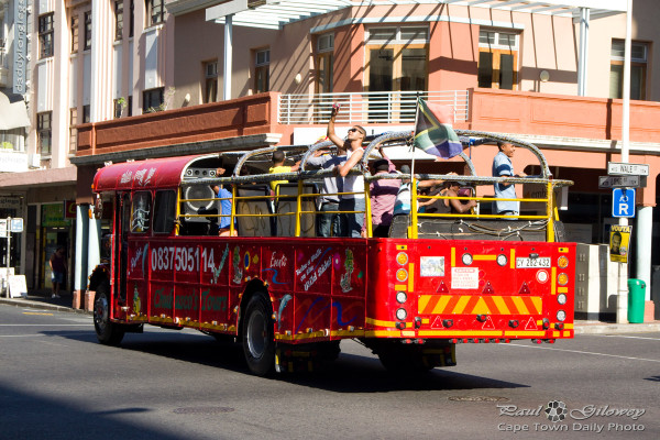 Cape town daily photo