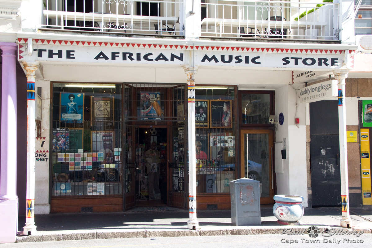 A gateway to Africa's music