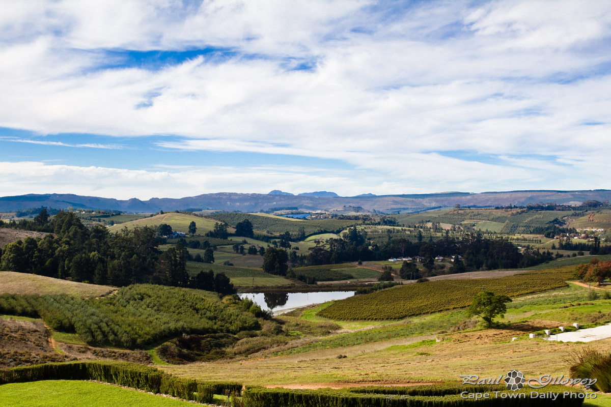 Grabouw's beautiful Elgin Valley
