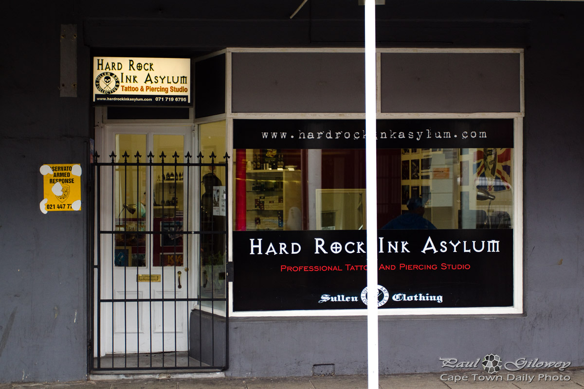 Hard Rock Ink Asylum