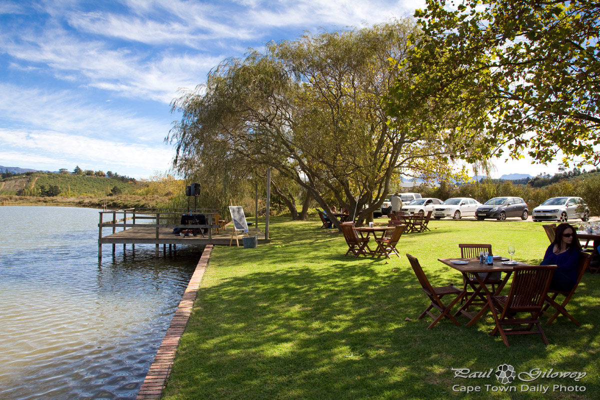 Highlands Road Estate and the Elgin Valley wine festival
