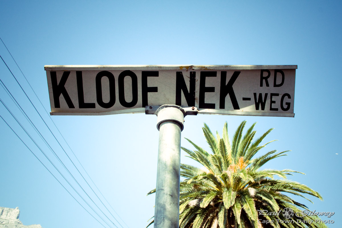 Kloof Nek Road