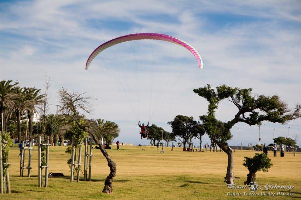 Sea Point Paraglider