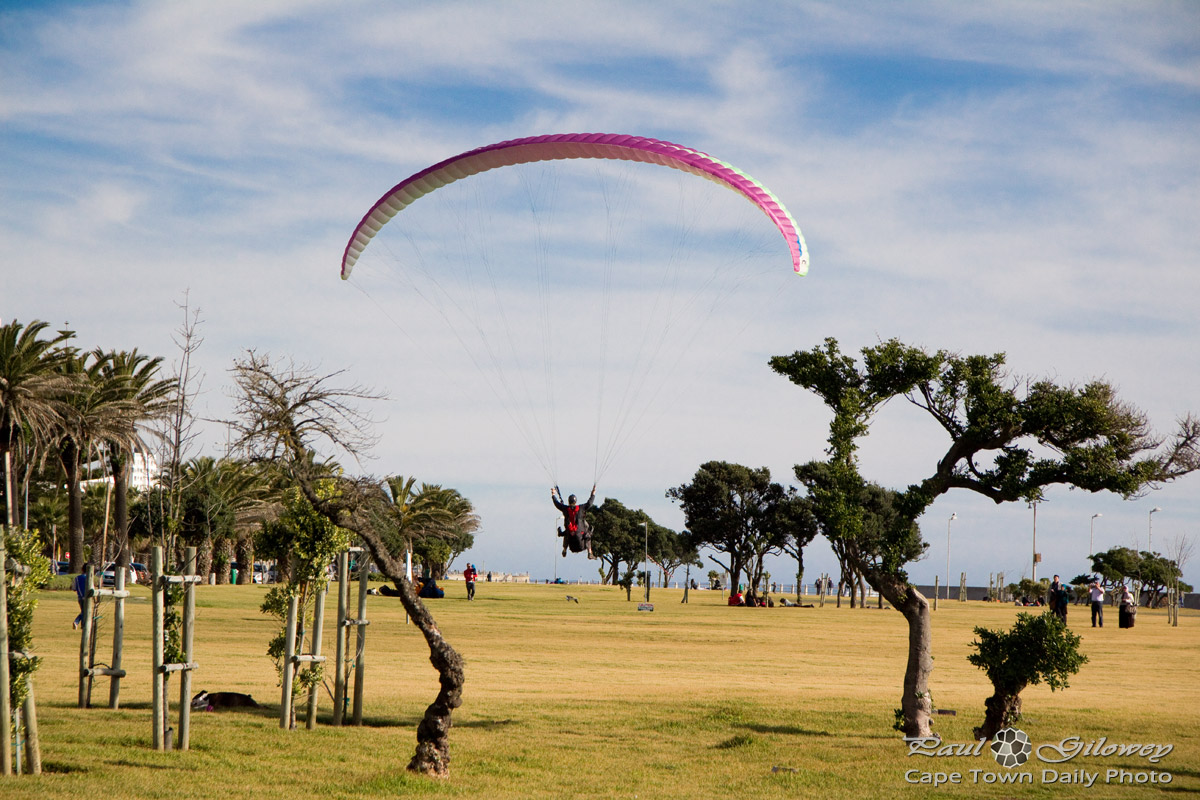 Sea Point Paraglider