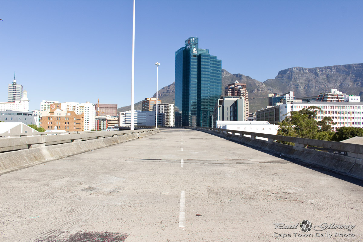 Cape Town's abandoned bridges