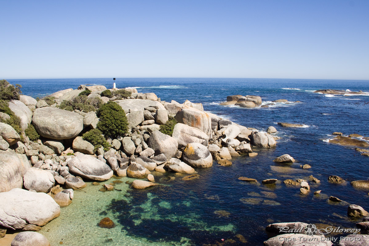 Secluded bays of Oudekraal