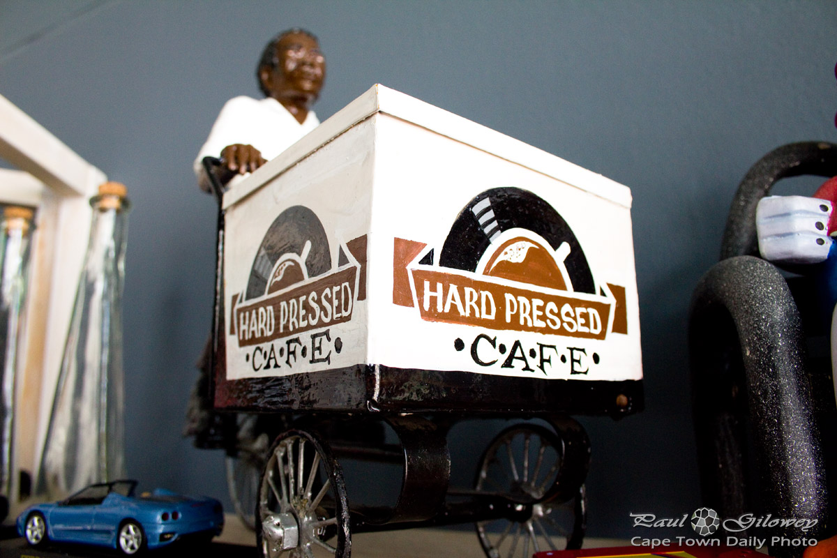 Hard Pressed Cafe