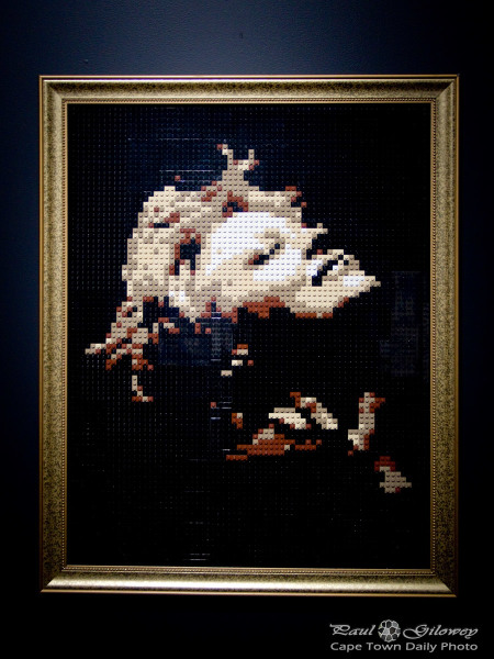 Can we call this a Lego painting?