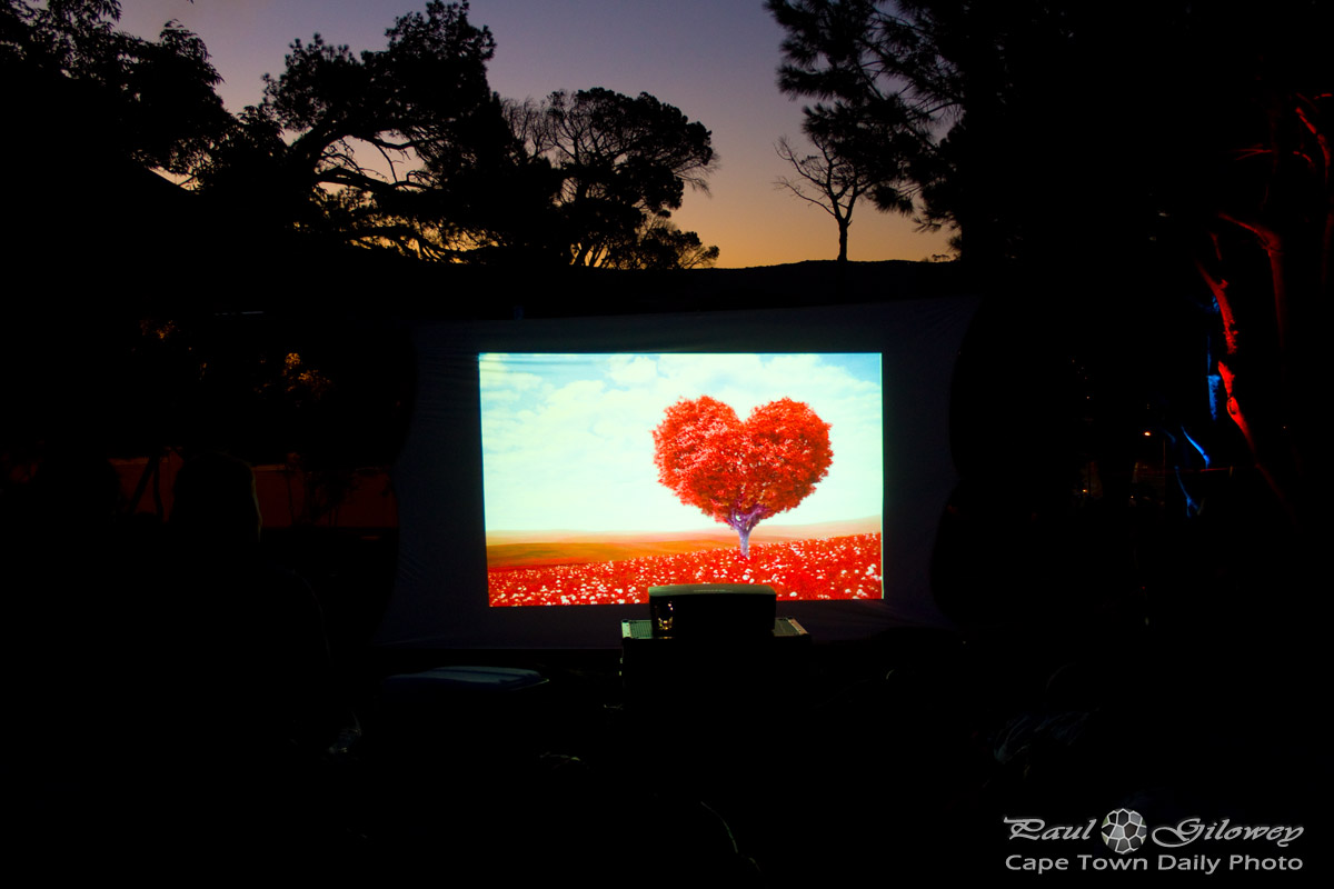 Valentine's day Silent Cinema with Short & Sweet