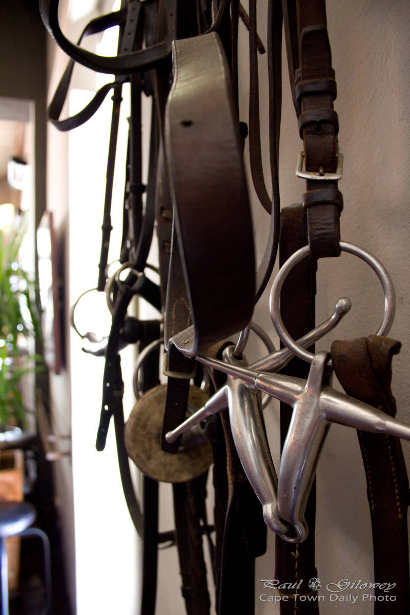 Bridles and things