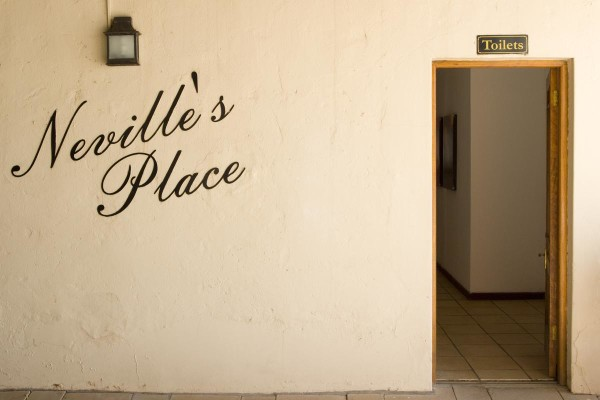Where exactly is Neville's place?