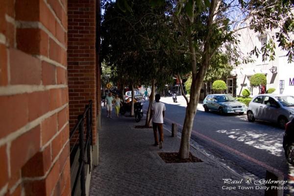 Along Jarvis Street