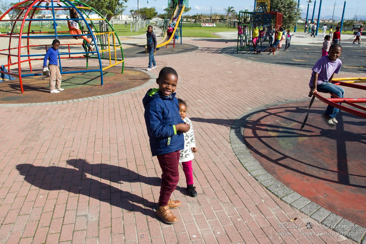Jungle Gyms at Khayelitsha Wetlands Park