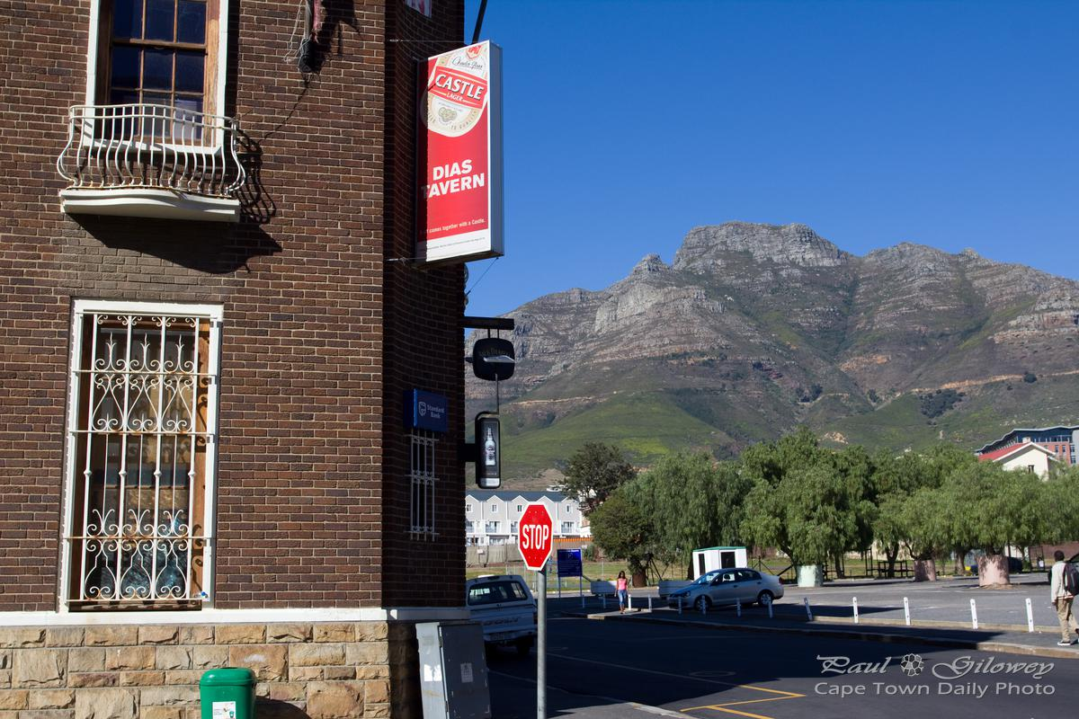 Dias Tavern and Devil's Peak