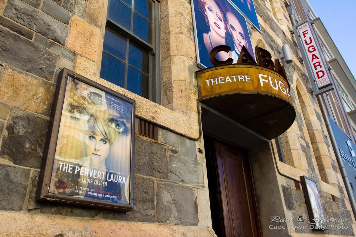 The Pervert Laura at the Fugard Theatre