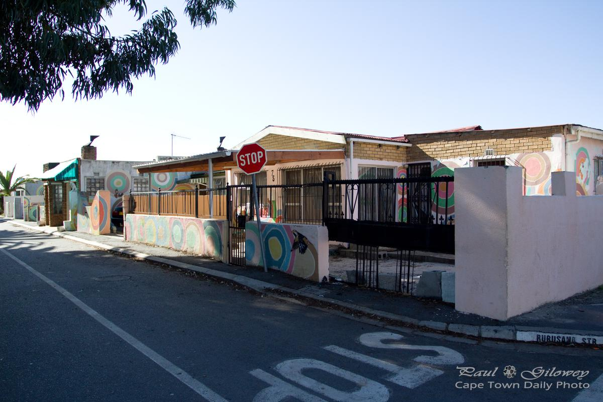 First of the Langa TAG houses