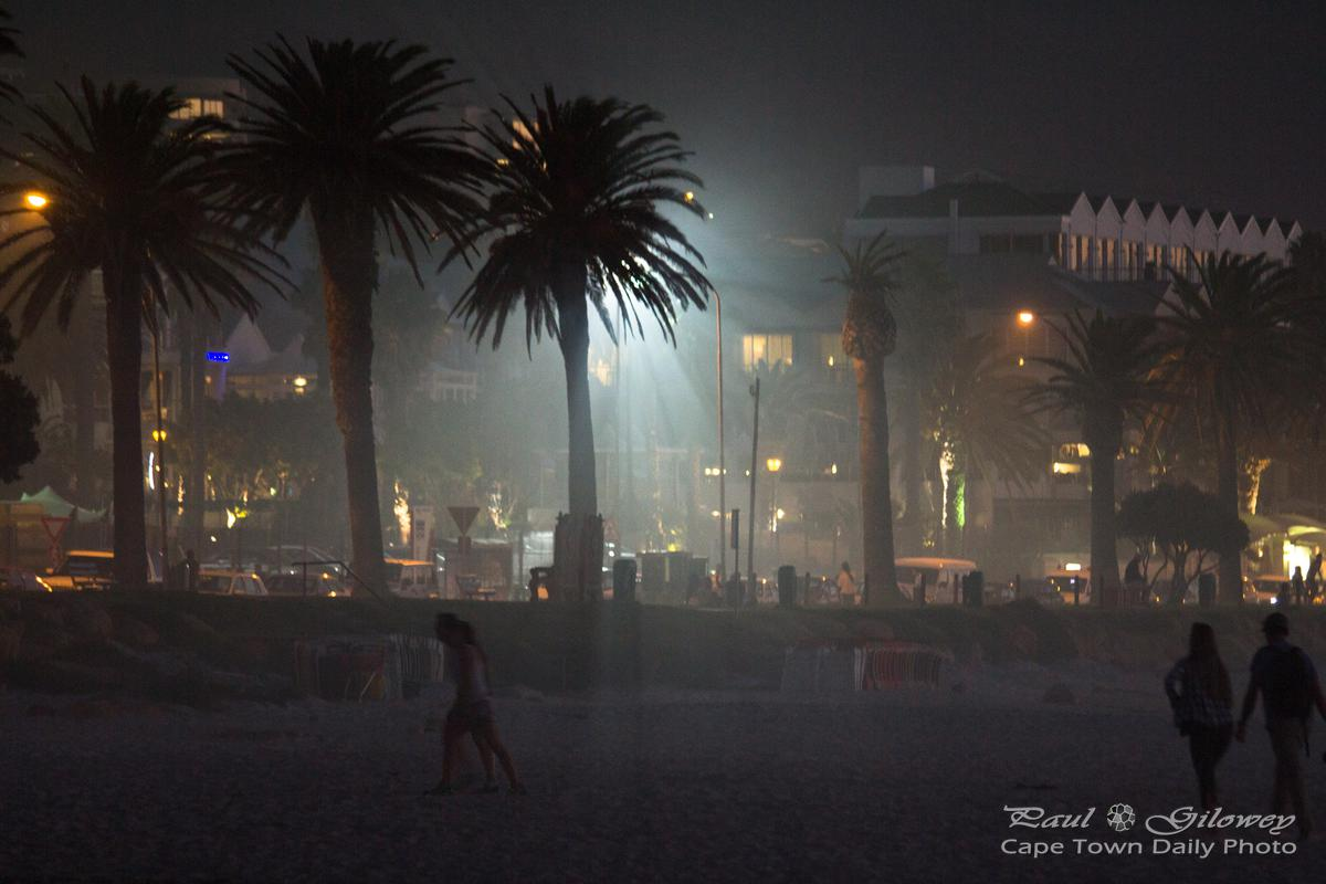 Camps Bay by Night