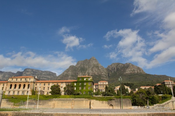The UCT Campus